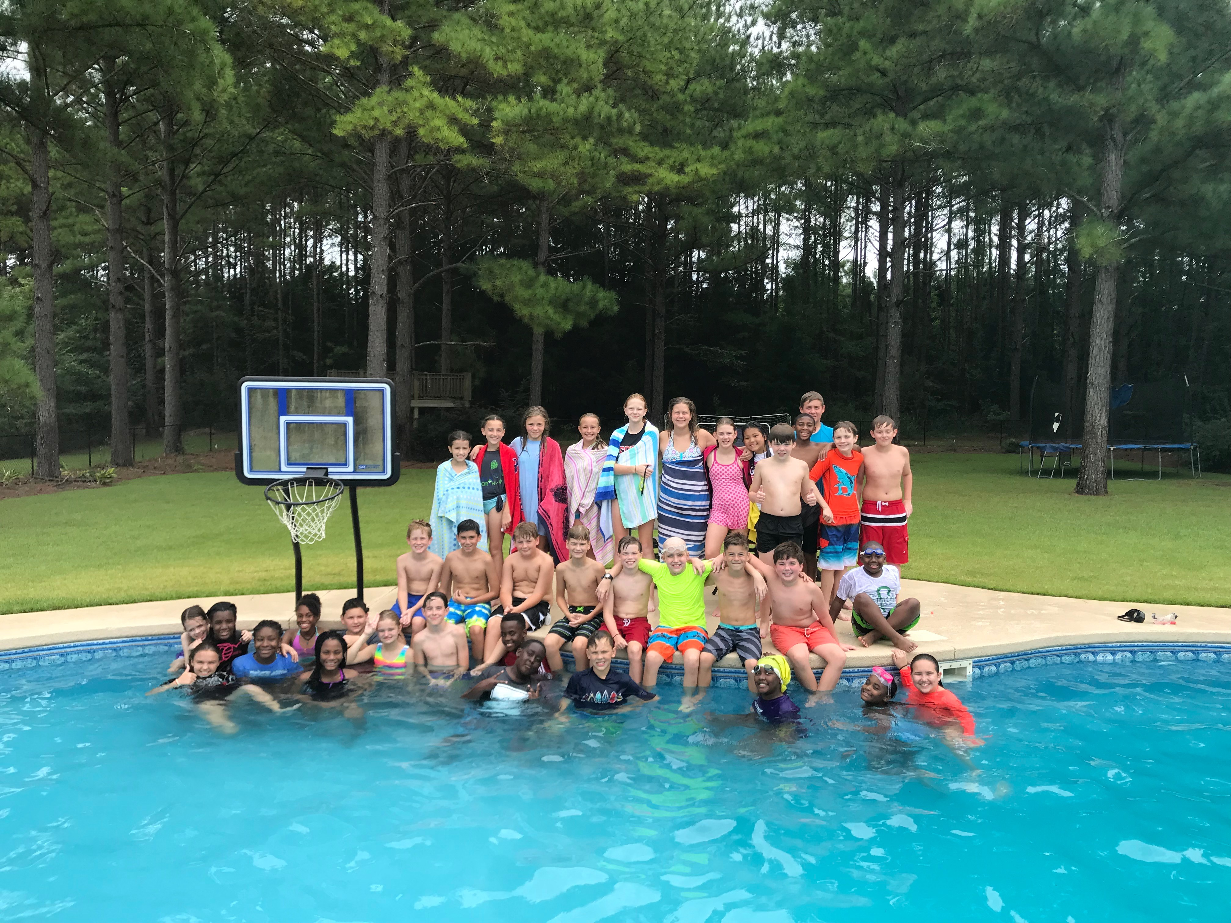 6th grade retreat