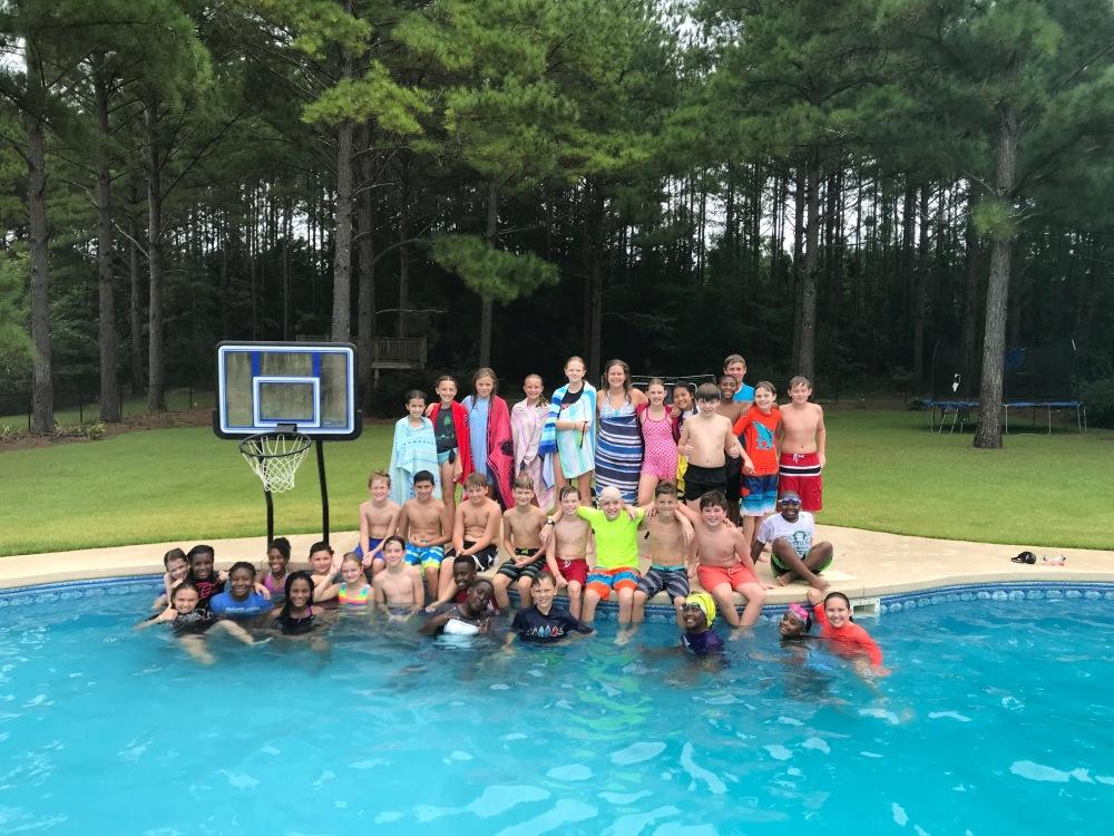 6th grade retreat