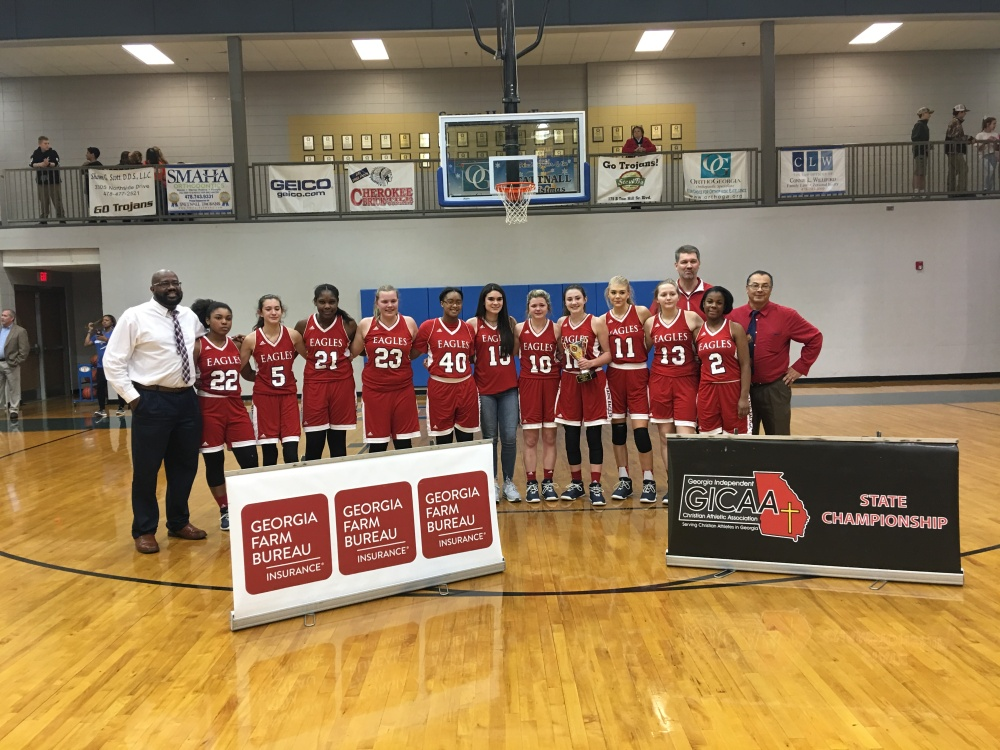 girls bb state runner-up 2019